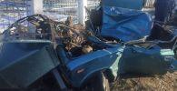 2 человека погибли в следствии ДТП в селе Каратай