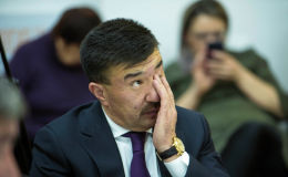 Исполнительный директор Ассоциации авиапредприятий, член совета директоров ОАО МАМ Шакир Джангазиев