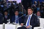 Премьер-министр Мухаммедкалый Абылгазиев Алматы шаарында өтүп жаткан Глобализация доорундагы санариптик күн тартип 2.0. форумунда