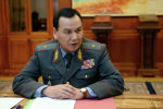 Министр внутренних дел Кыргызстана Кашкар Джунушалиев. Архивное фото