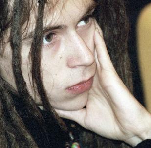Эстрадный певец, рэпер Децл (Кирилл Талмацкий). Архивное фото