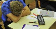 Учащийся. Архивное фото
