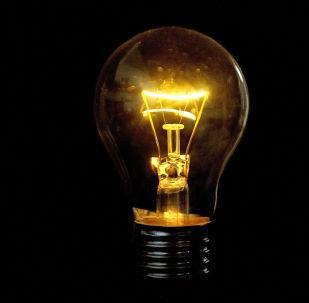 Электрическая лампочка. Архивное фото