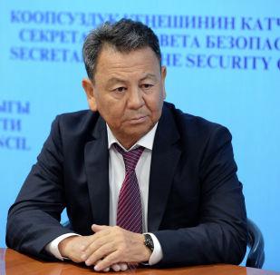 Өмүрбек Суваналиевдин. Архивдик сүрөтү