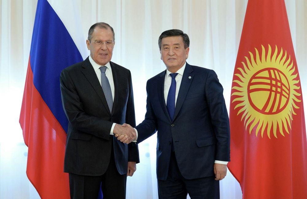 Бул сапар Россия лидери Владимир Путиндин Кыргызстанга келер алдындагы даярдык иш-чарасы да болду
