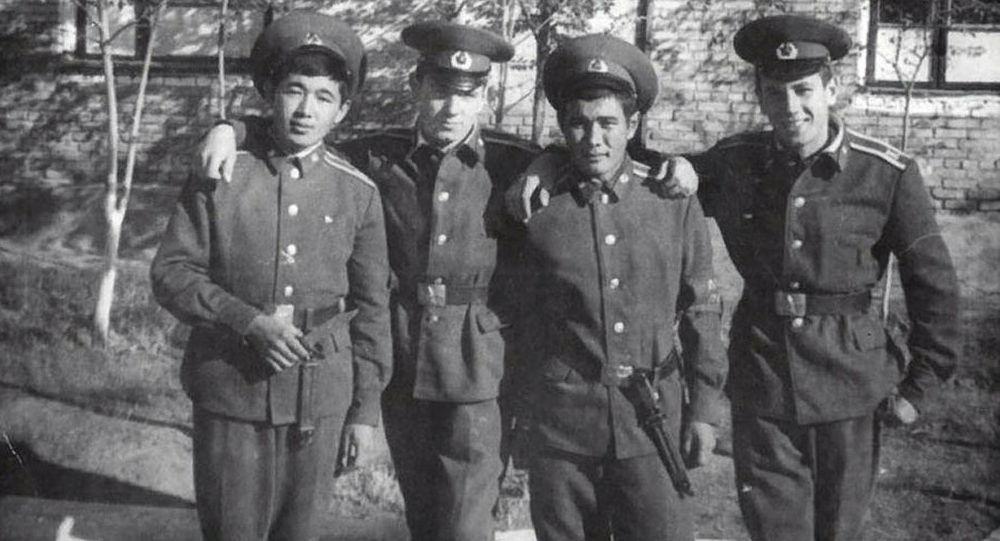 Афган согушунун ардагери, отставкадагы полковник Саламат Абдылдаев