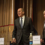 Министр иностранных дел РФ Сергей Лавров побывал в Кыргызстане с официальным визитом
