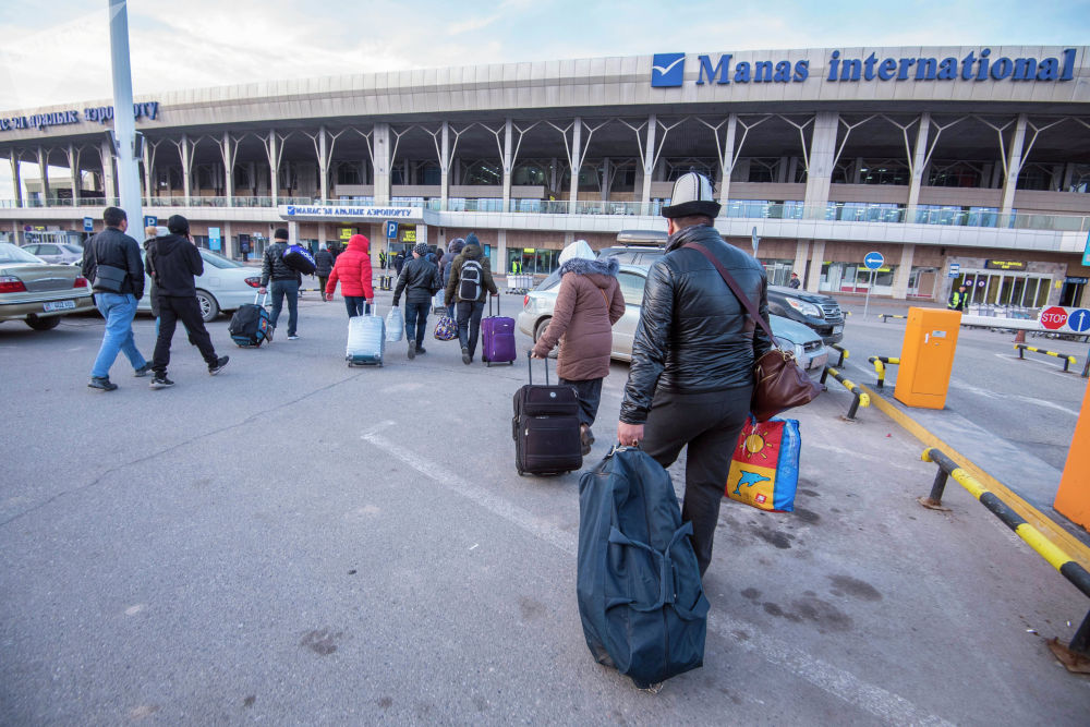 Аэропорт работает в штатном режиме