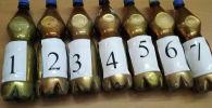 Бутылки с ртутью