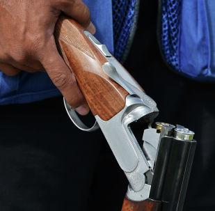 Патрон в ружье. Архивное фото
