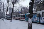 В столице на дороге встали троллейбусы из-за аварии на подстанции Бишкекского троллейбусного управления