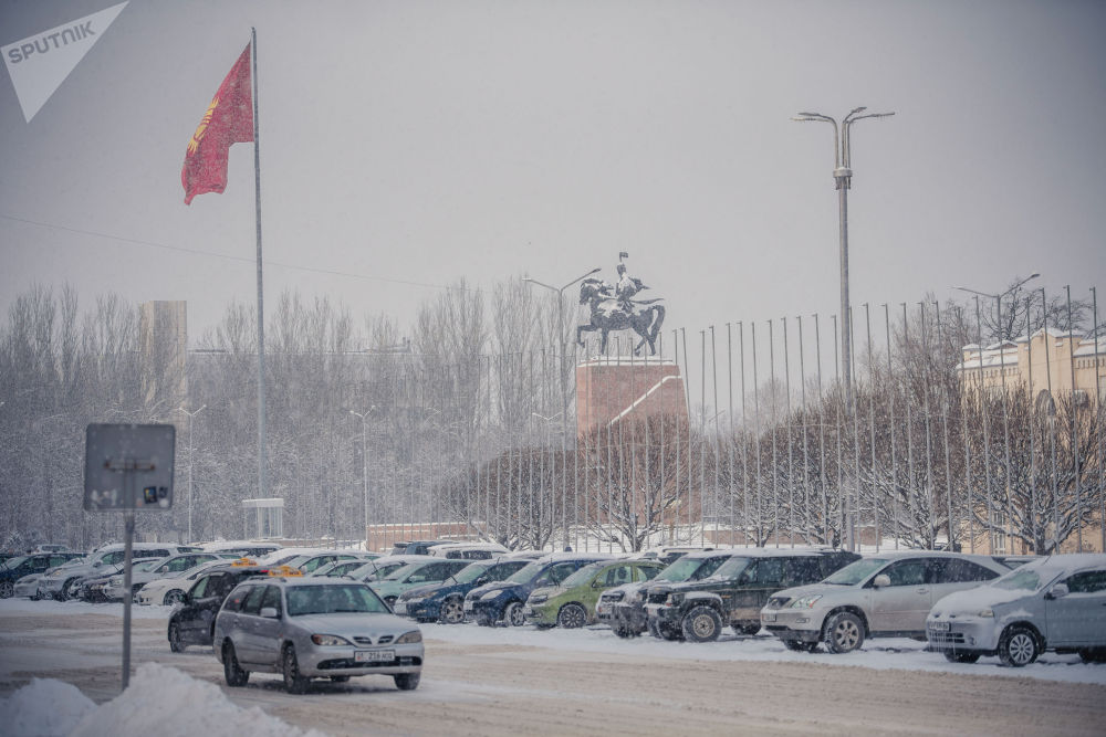 Кыргызгидромет Бишкекте түнкү суук –11 градуска жетерин билдирген