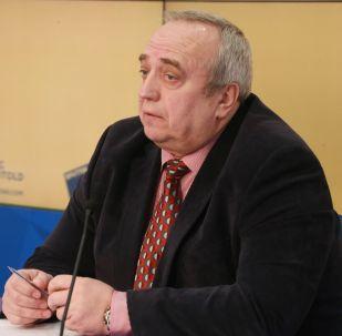 Глава Российского союза ветеранов Афганистана Франц Клинцевич. Архивное фото