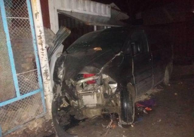 Ош облусунун Ноокат районунда жол кырсыгы болуп, 13 жаштагы бала каза болду
