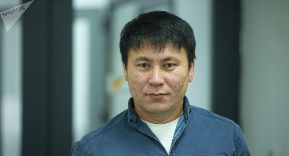 Инженер Бакыт Курманкожоев