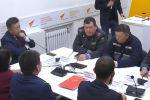 Начальник Академии Министерства внутренних дел Адылбек Бийбосунов выступил в рамках круглого стола, посвященного теме правонарушений со стороны милиционеров.