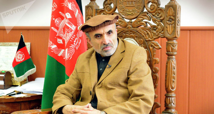 Сенатор Мохаммад Изидьяр во время интервью