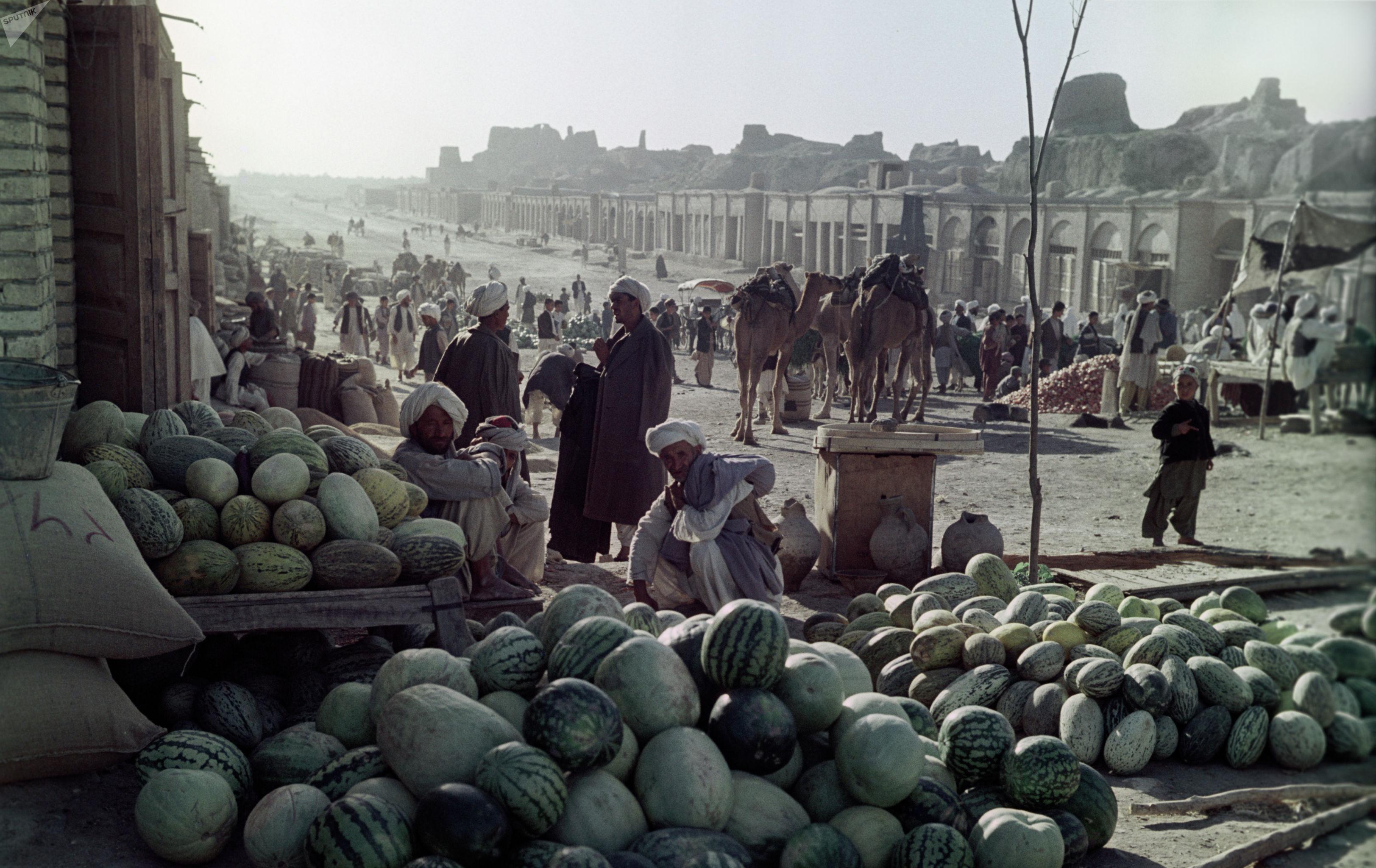 Государство Афганистан, город Герат