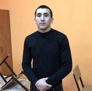 Таксист Анарбек уулу Чынгыз, сбивший пешеходов в центре Москвы