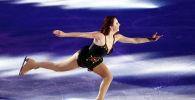 Российская фигуристка, чемпионка мира и Европы, призер Олимпийских игр Ирина Слуцкая. Архивное фото