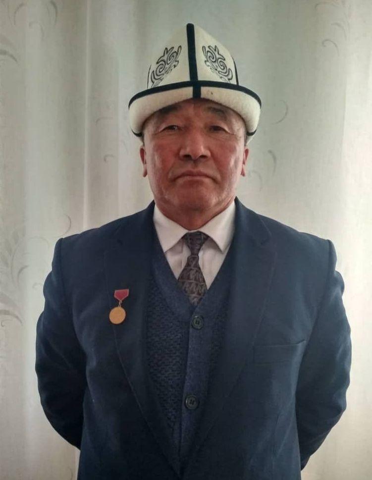 Потомок Кыдыр Аке Анарбек Шамиев