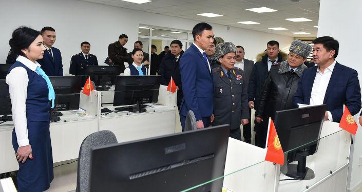 Премьер-министр КР Мухаммедкалый Абылгазиев