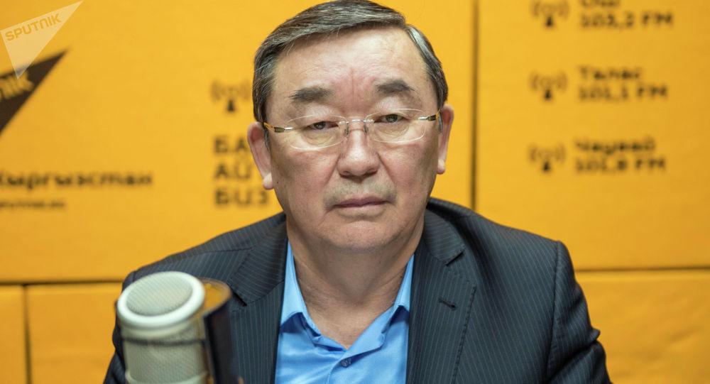 Бишкексууканал муниципалдык ишканасынын жетекчисинин орун басары Мурадин Сейдалиев