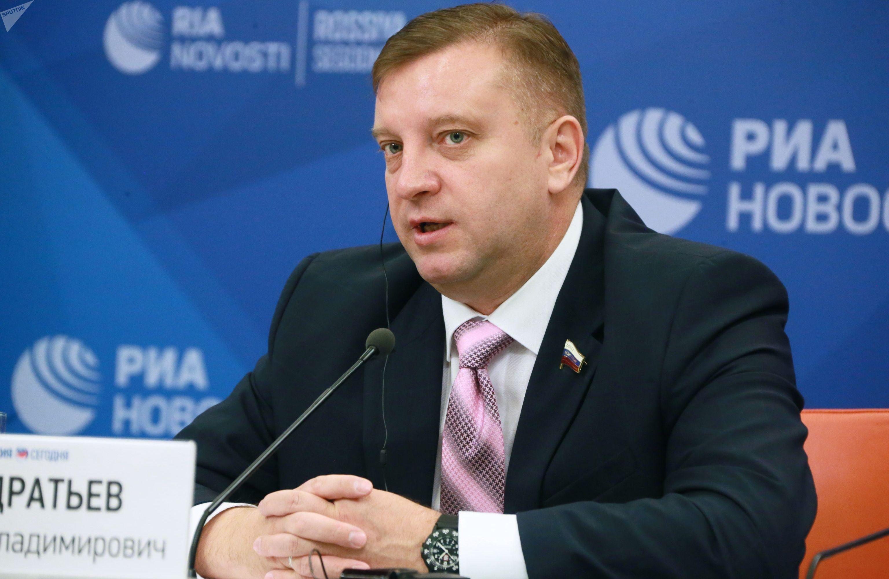 Член Совета Федерации Федерального Собрания России Алексей Кондратьев