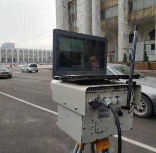 Передвижной аппаратно-программный комплекс для фиксации нарушений Правил дорожного движения Автопатруль радар