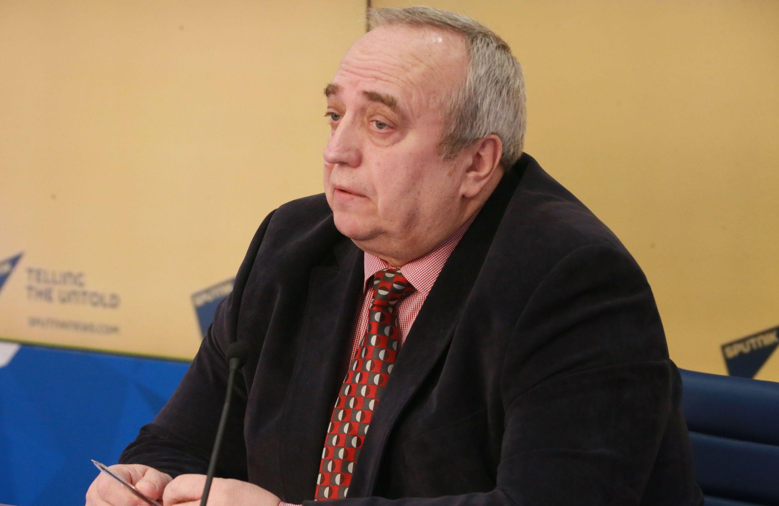 Глава Российского Союза ветеранов Афганистана (РСА), член Совета Федерации РФ Франц Клинцевич