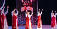 Национальный конкурс красоты Бабушка года в Бишкеке