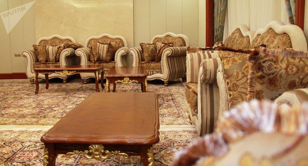 Мебель в гостевой комнате. Архивное фото
