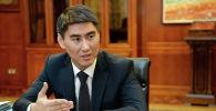 Президент Кыргызской Республики Сооронбай Жээнбеков принял министра иностранных дел страны Чынгыза Айдарбекова