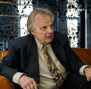 Французский журналист и общественный деятель Дмитрий де Кошко