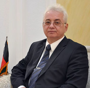Посол РФ в Афганистане Александр Мантыцкий