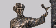 Проект памятника Бишкеку баатыру