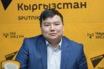 Бишкек шаарынын мектептерине электрондук каттоого туруу пилоттук долбоорунун маалыматтык системасын иштеп чыккан IT адис Төлөгөн Аматов