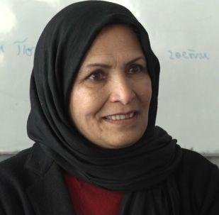 Студентам Кабульского политехнического университета очень интересен русский язык, рассказала преподаватель Мария Мир Мохаммад Джан Содот.