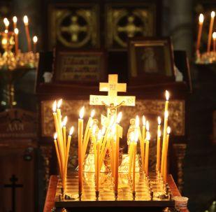 Церковь. Архивное фото