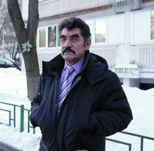 Литературный критик, публицист, прозаик Петр Ткаченко. Архивное фото