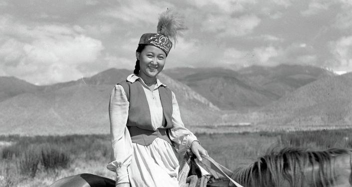 Актриса Мираида Далбаева