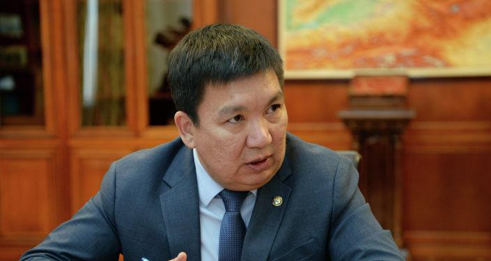 Мындай маалыматты Транспорт жана жолдор министри Жанат Бейшенов президент Сооронбай Жээнбековдун кабыл алуусунда билдирди.