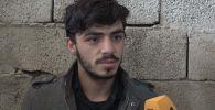 Военный обозреватель Sputnik Александр Хроленко поговорил со студентом Кабульского политехнического университета Саидом Исхаком.