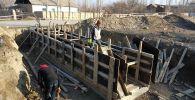 Реконструкция автодороги Ош — Баткен — Исфана