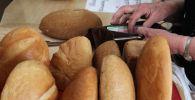 Продажа хлеба в Симферополе