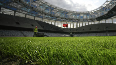 Футбол стадиону. Архив
