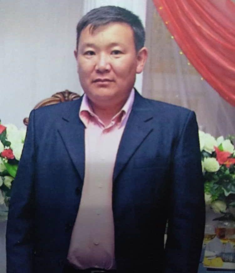 Без вести пропавший в Бишкеке Максатбек Эсеналиев