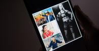 Верифицированные страницы социальных сетей известных людей из КР