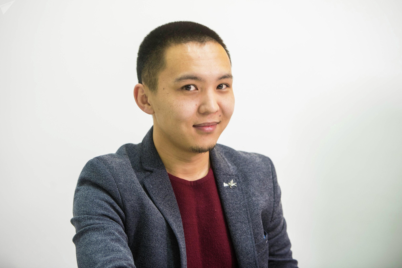 Предприниматель Жанболот Эламан уулу один из владельцев часового бренда и интернет-магазинов