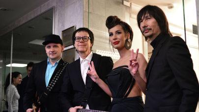 Участники группы A'Studio. Архивное фото